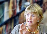 E ngarkuara gjermane për dosjet e shërbimit sekret Marianne Birthler