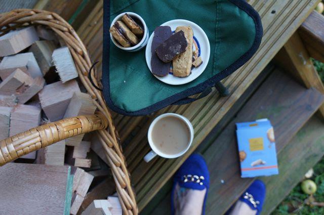 Afternoon Tea With Godiva