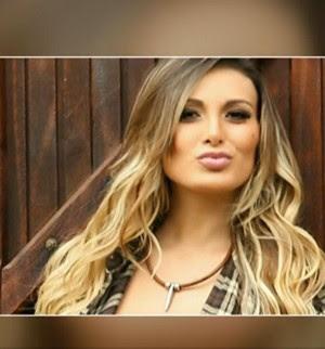 Caso de Andressa Urach alerta paar perigos da bioplastia (Foto: TV Globo)