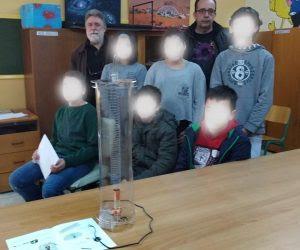 Θεσπρωτία: Αλλη μία καινοτόμα πρωτοβουλία από το Α'Δημοτικό Σχολείο Ηγουμενίτσας που κατασκεύασε σεισμογράφο