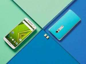 Motorola launches Moto X Play, priced at Rs 18,499