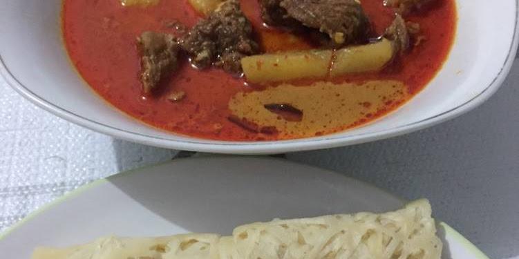 Resep Roti Jala Kuah Kari Oleh Dr. Dewi Purnama Sari