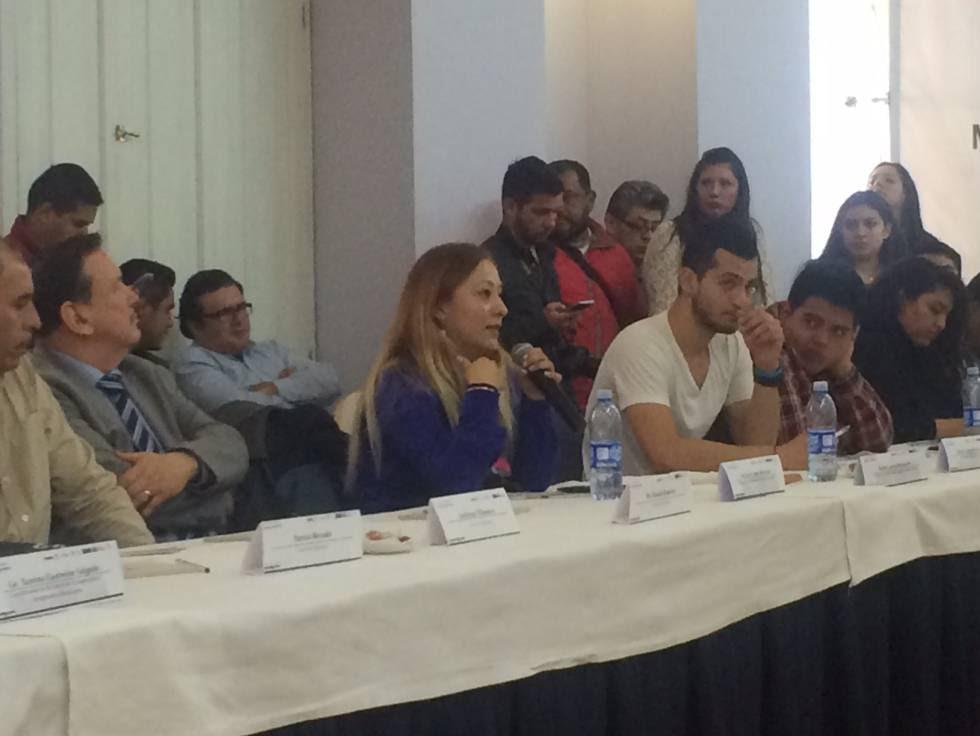 Los mexicanos deportados cuentan sus historias.
