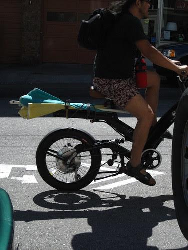 sun umbrella and fender -2 in 1