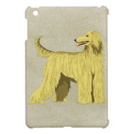 Afghan Hound iPad Mini Case
