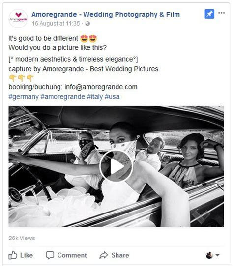 How to Create Wedding Photography Facebook Ads to Win More