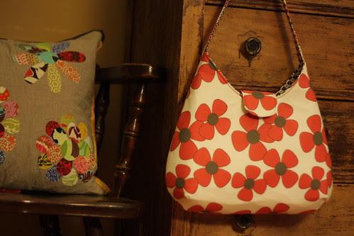 Phoebe Bag free Sewing Pattern