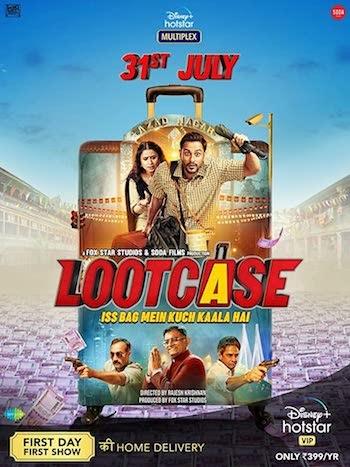 Lootcase 2020 Hindi 720p 480p WEB-DL 999MB And 350MB