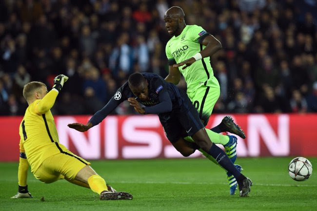 PSG vs. Manchester City: Score, Reaction from 2016 ...