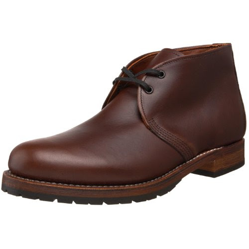 Red Wing Shoes Men's 9017 Beckman Chukka Boot,Cigar Featherstone,9.5 D(M) US