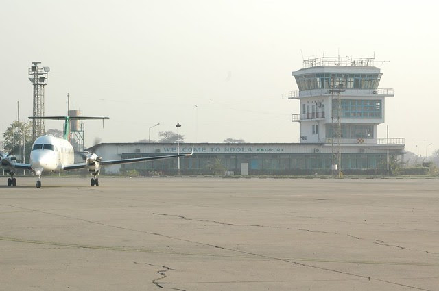 Ndola Airport