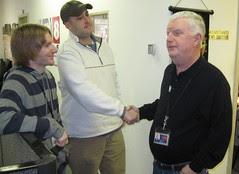 Kevin Kelly Retires