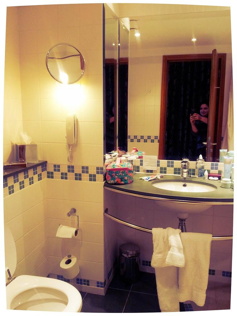Bathroom 3  at St David's Hotel and Spa