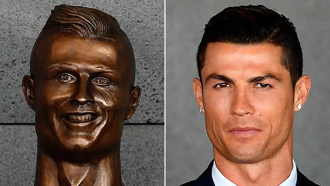 Image result for cristiano ronaldo bust