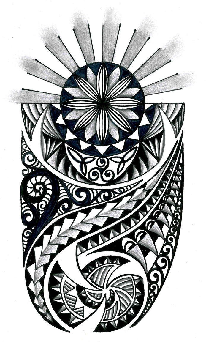 58 Filipino Tribal Tattoo Design Meanings Filipino Design Tattoo