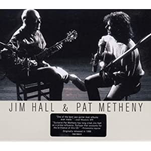 Jim Hall and Pat Metheny cover
