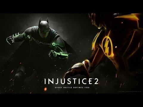 Injustice 2 Senaryo #1