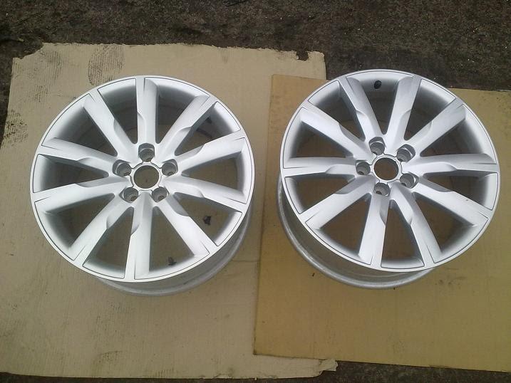 Felgi Aluminiowe Audi Q5 E 80 Jx19h2 Et39 2sztuki