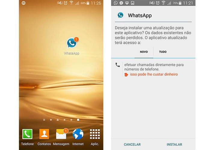 WhatsApp Plus não é um aplicativo original. Veja como recuperar sua conta banida no mensageiro (Foto: Reprodução/Barbara Mannara)