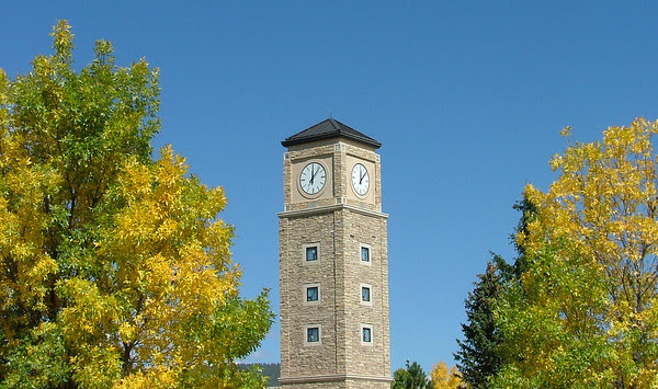 Fort Lewis Clocktower