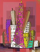 Artist  Singh - Skyline 3