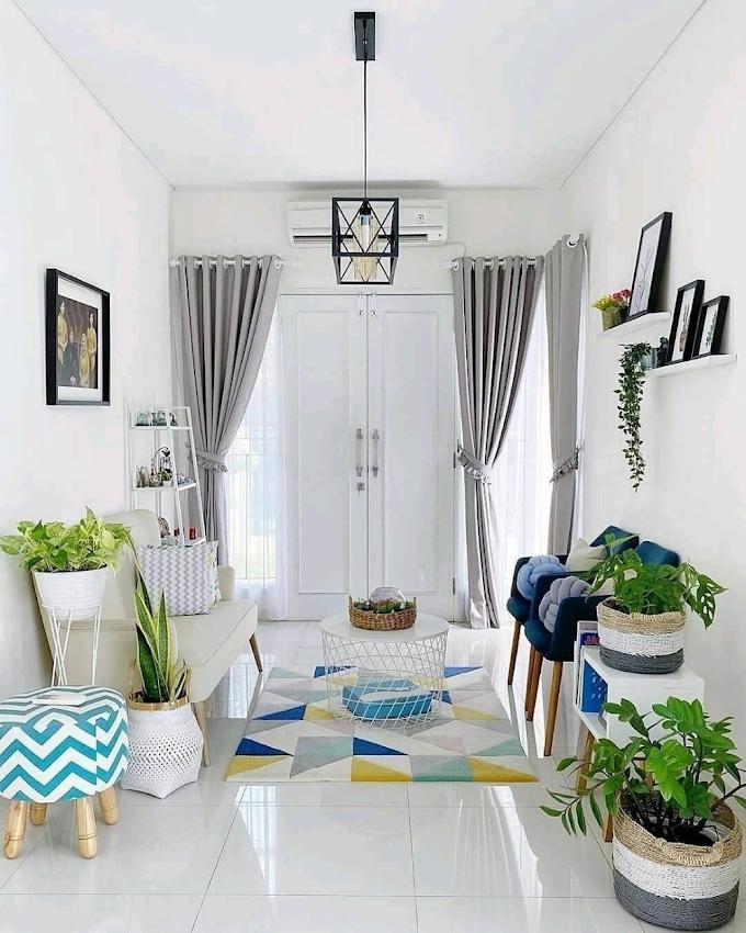 Ruang Tamu Minimalis 2x3m | Ide Rumah Minimalis