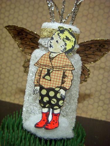 Fairy Child Close