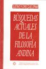 Búsquedas actuales de la filosofìa Andina