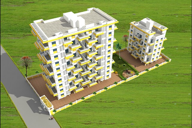 Amora Homes Wakad 2 Building Elevation test2