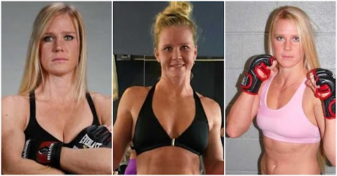 Holly Holm Hot - Hot 12 Pics | Beautiful, Sexiest