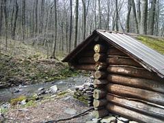 Shandaken Brook Lean-To Hike - 4/26/11