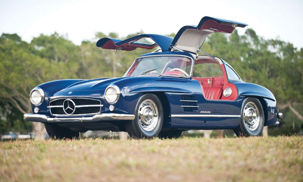 Auctions America Fort Lauderale Offers 1955 Mercedes-Benz ...