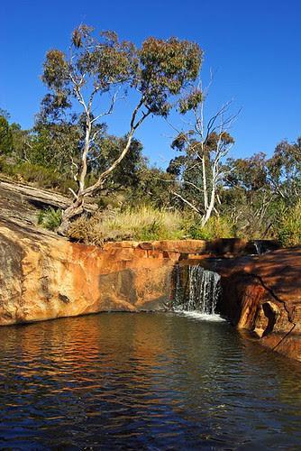Beechworth, Victoria, Australia, waterfall IMG_0078_Beechworth_Spring_Creek