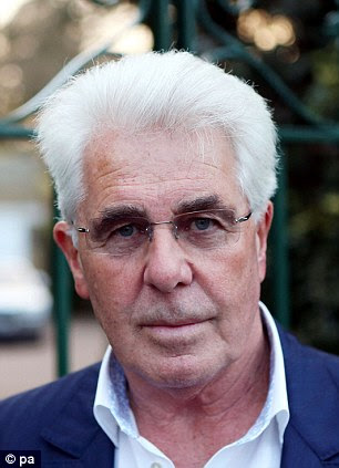 PR guru Max Clifford is among the celebrities to be arrested under Operation Yewtree in the wake of the Jimmy Savile sex inquiry