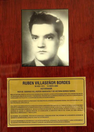 Rubén Villaseñor Bordes