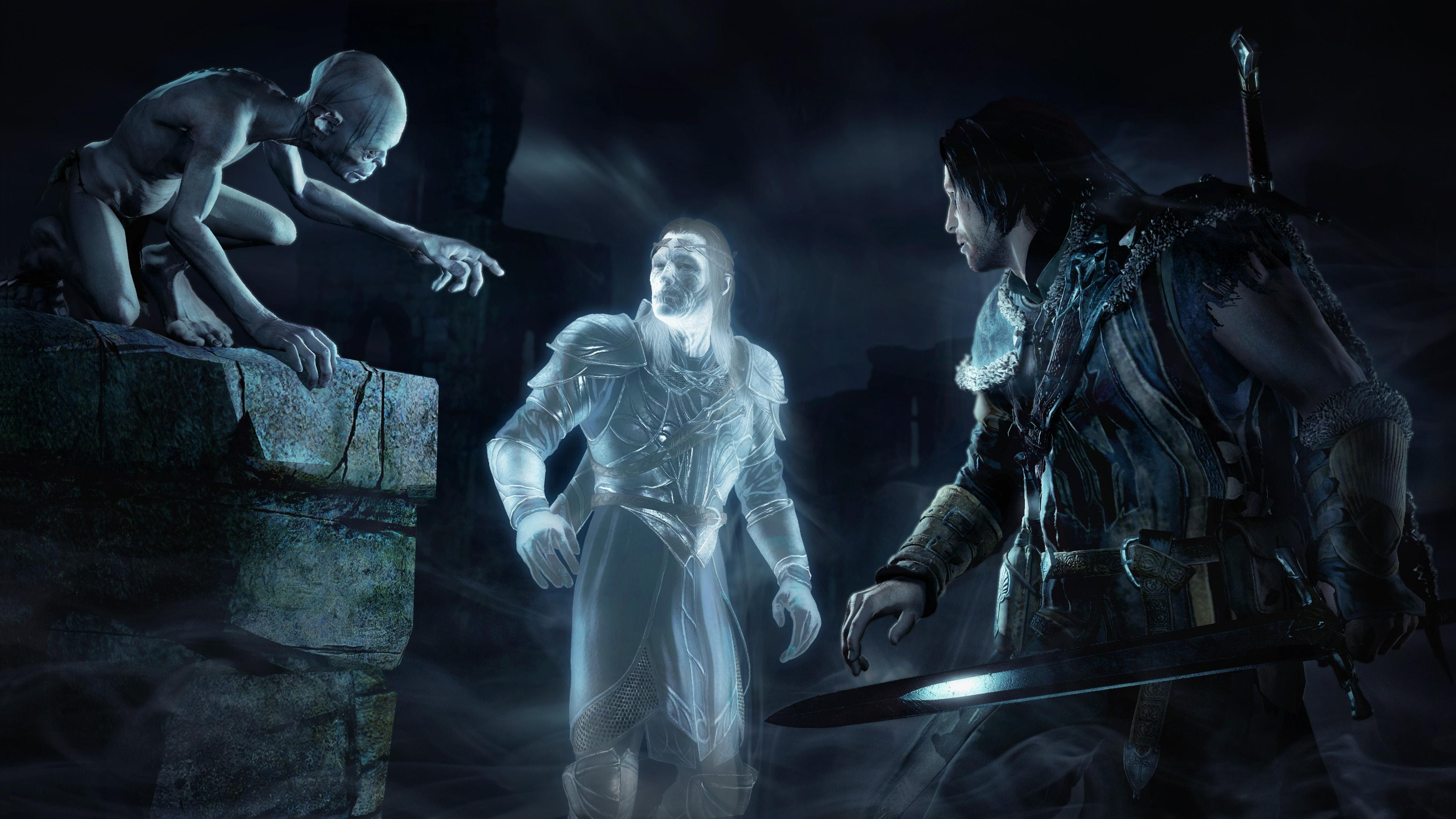 Middle Earth Shadow Of Mordor Video Games Wallpapers Hd