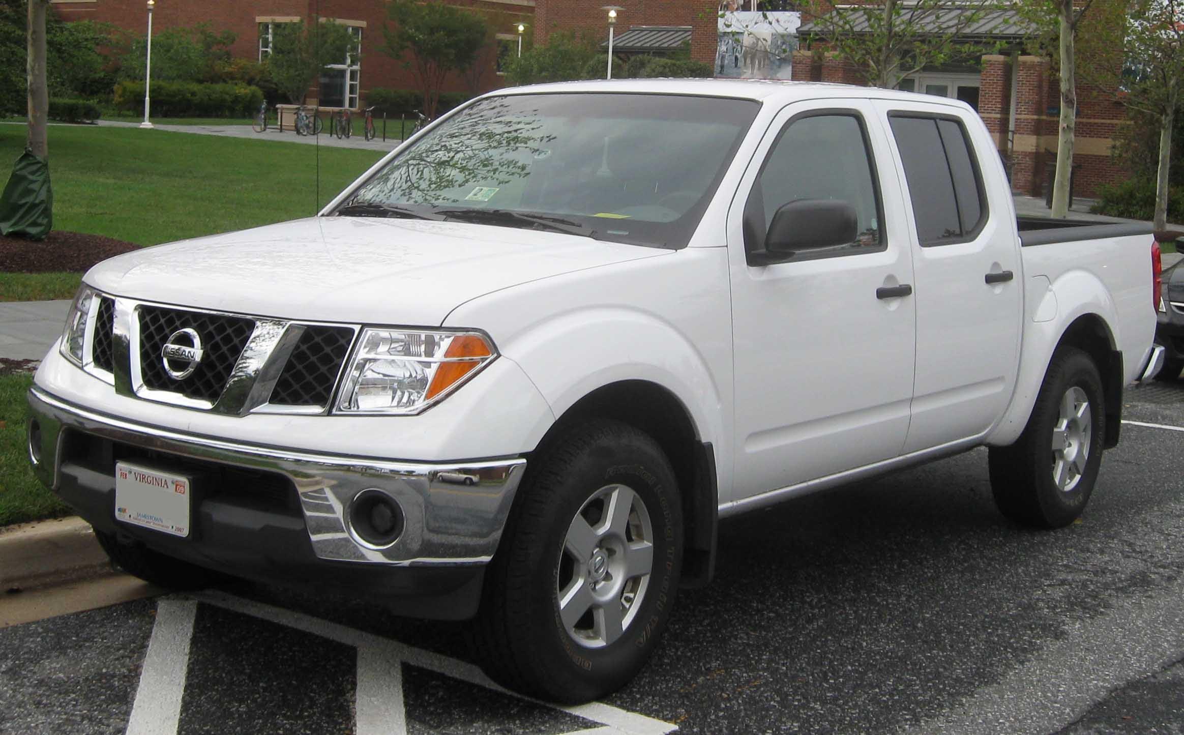 2007 Nissan Frontier 4X4 gallery