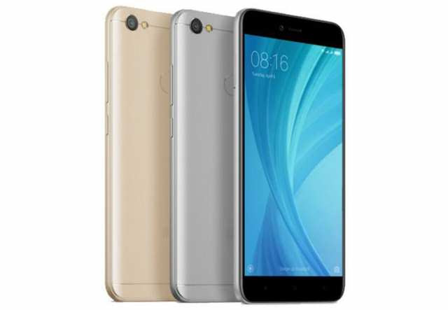 Xiaomi Redmi Y1, Redmi Y1 Lite are the Redmi Note 5A for India without MIUI 9
