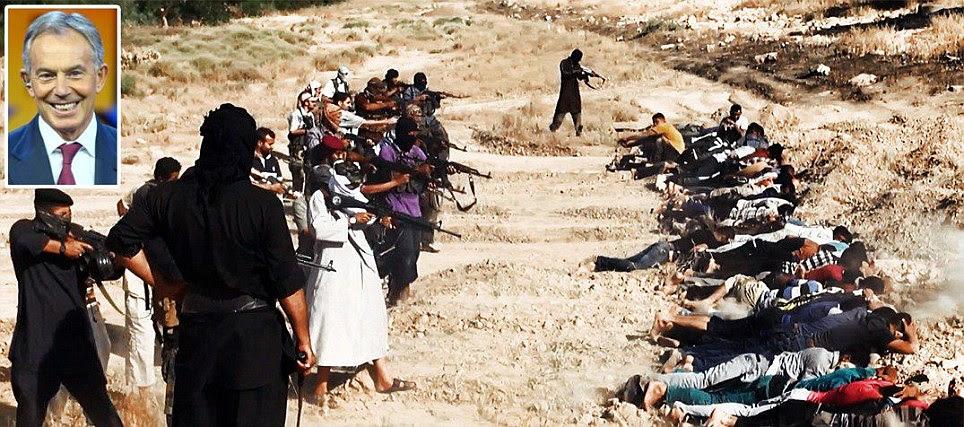 Blair Iraq