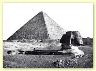 Fotografía de Charles Piazzi Smyth, Egipto, 1870