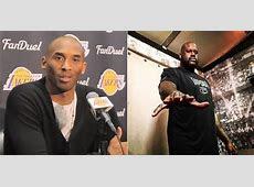 Shaq Addresses Kobe Snitching On Him :: Hip Hop Lately