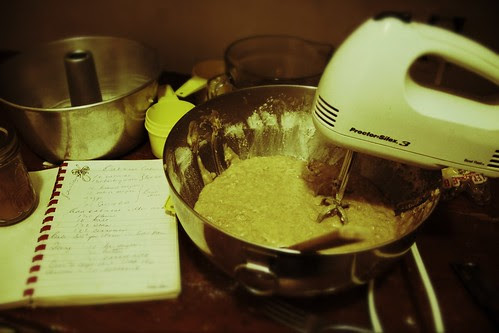 Oatmeal cake by Sesser