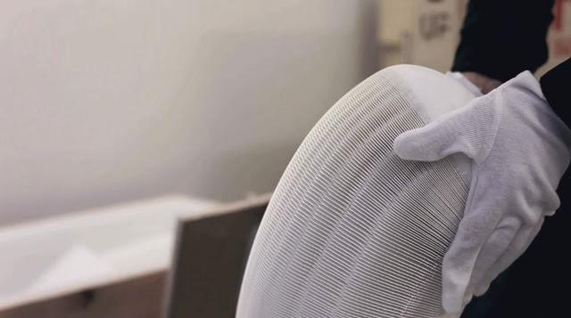 The Bizarre, Flexible Paper Sculptures of Li Hongbo sculpture paper