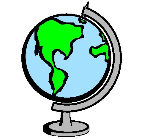 Dessin De Globe Ii Colorie Par Membre Non Inscrit Le 07 De Decembre