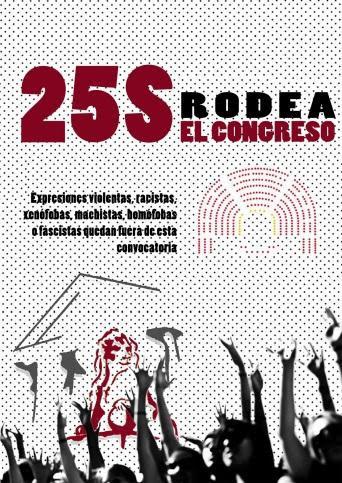 15m, rodea el congreso, 25s spain, ocupa el congreso 25 septiembre