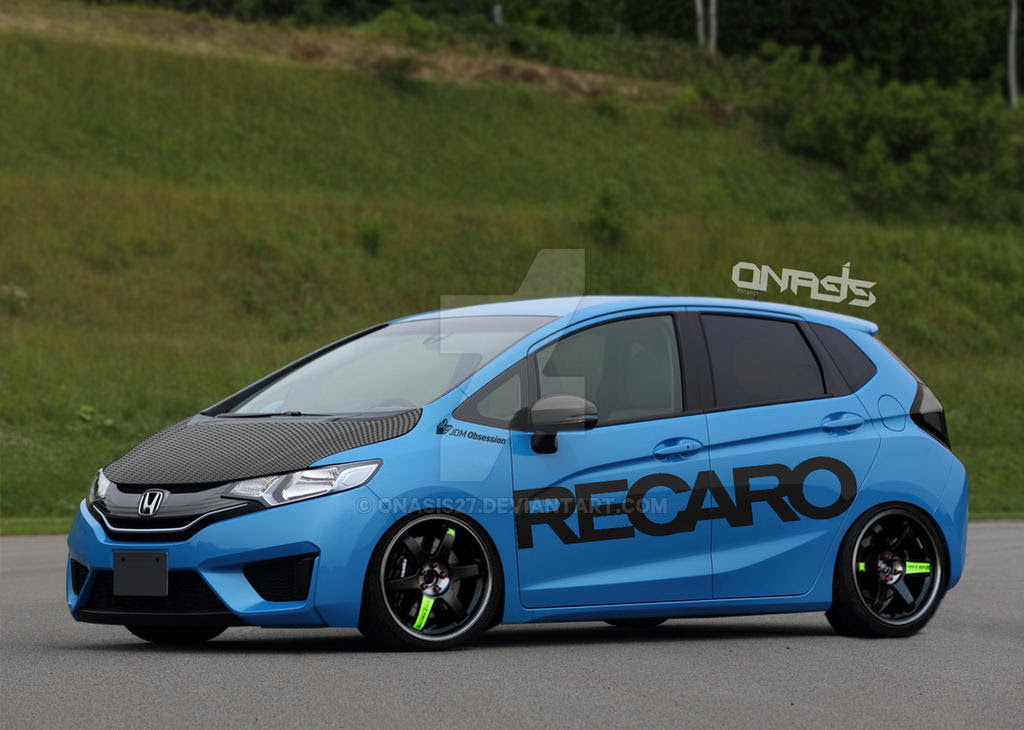 2019 Honda Fit Turbo Review
