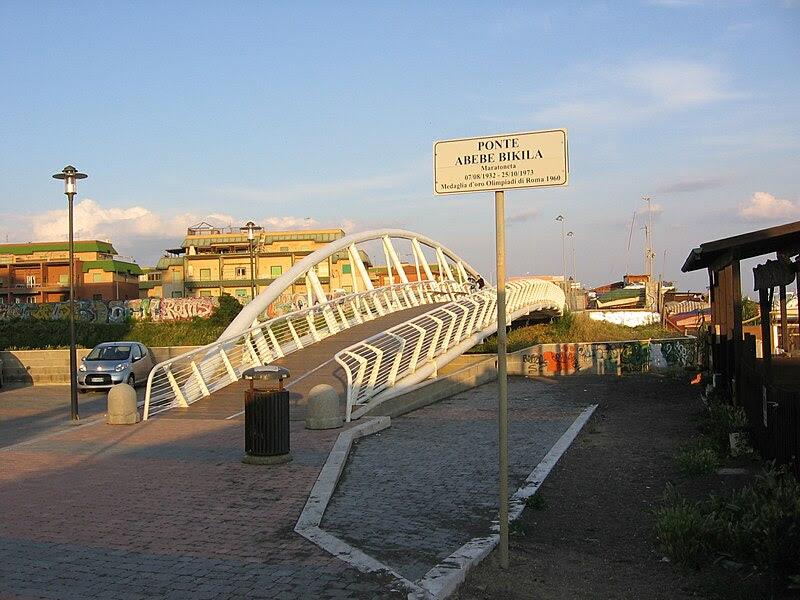File:Abebe Bikila Bridge in Ladispoli.jpg