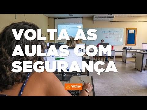 Professores da rede municipal participam de treinamento para aulas remotas