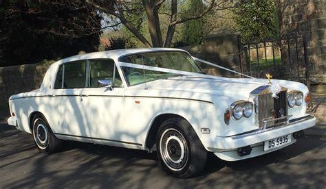Rolls Royce Silver Shadow   BB Wedding Cars Leeds