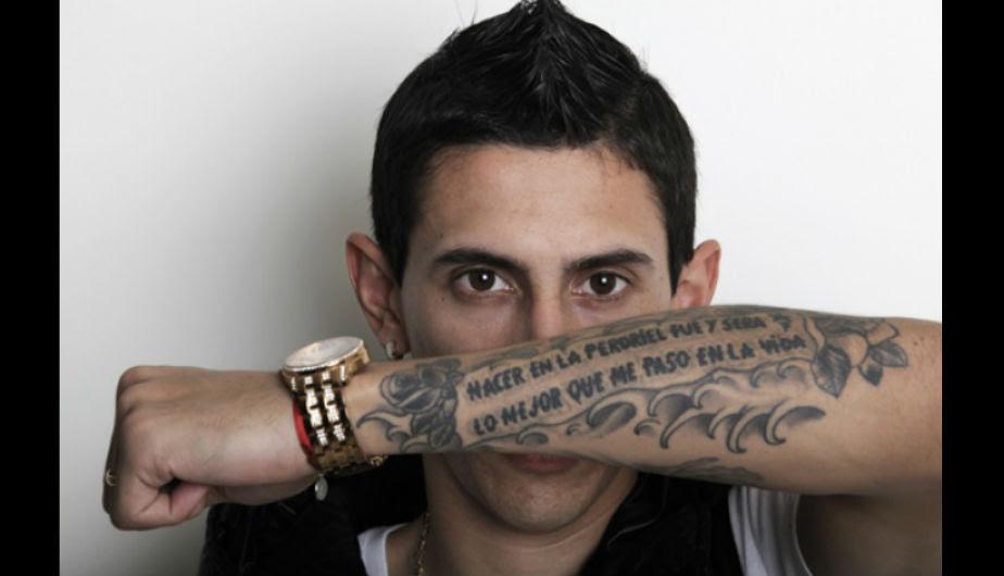 Copa América 10 Futbolistas Amantes De Los Tatuajes Foto 1 De 10
